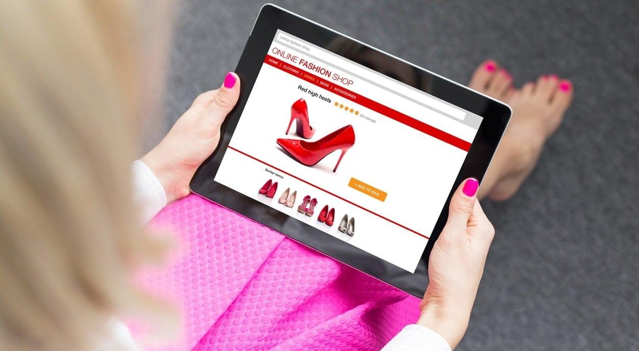 Compras em Lojas Online